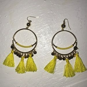 Lily Pulitzer earrings